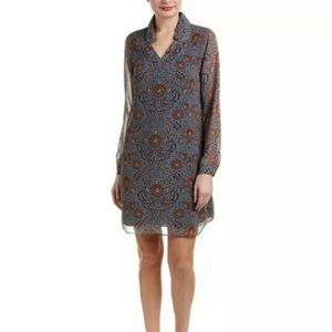 CABI Provincial Floral Print Tunic Dress Style3295